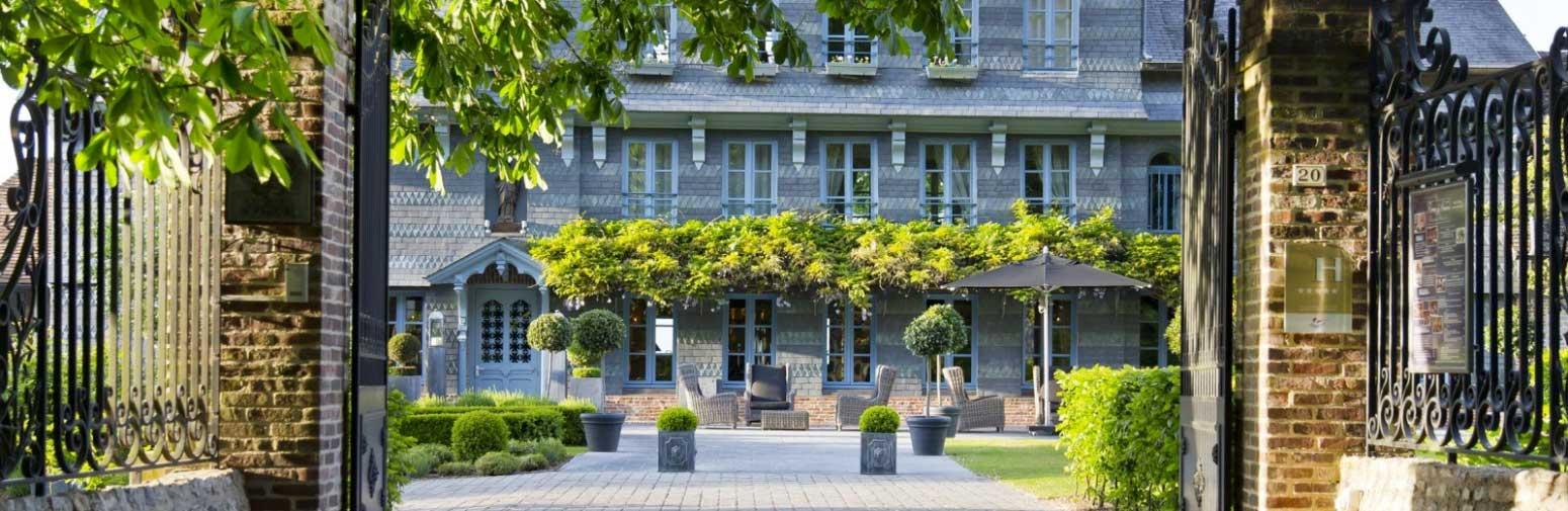 Hôtel de charme pour séminaires d'entreprise