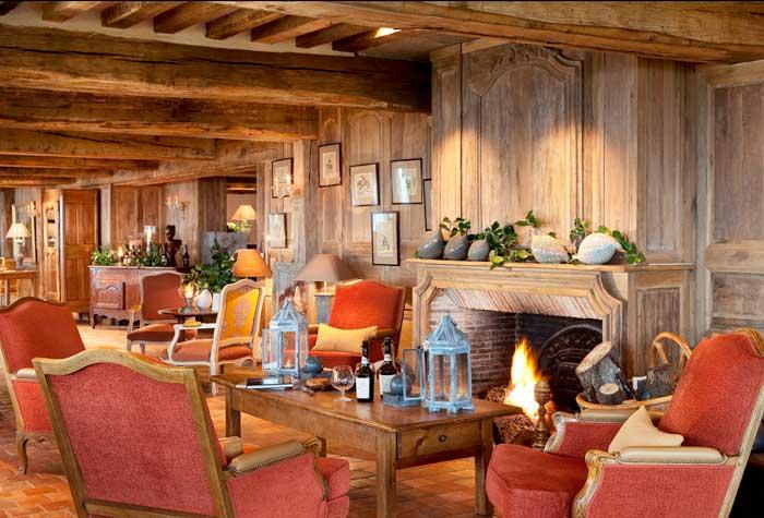 Luxe, calme et volupté dans le Calvados - hôtel Relais et Châteaux
