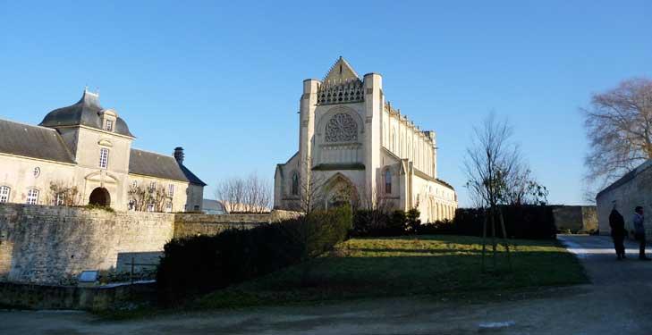 L'abbaye d'Ardenne à Caen | © RECEVOIR en NORMANDIE