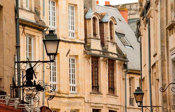 La vielle ville de Caen pour votre séminaire