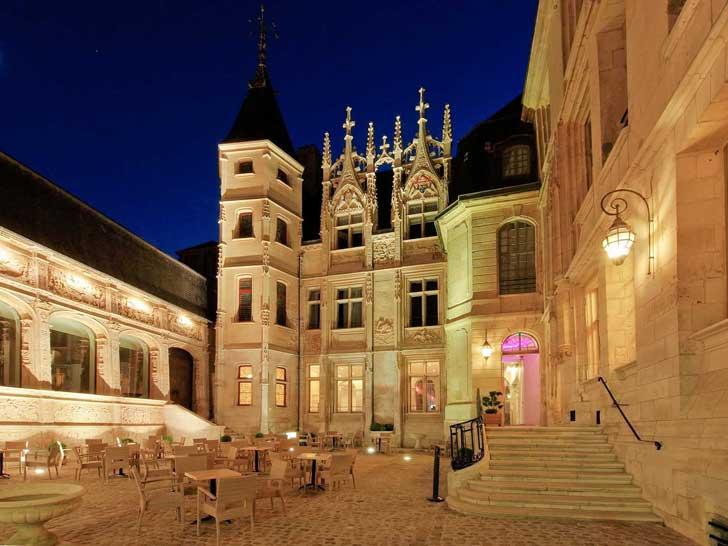 Au cœur du centre de Rouen, un séminaire d'exception dans un hôtel historique