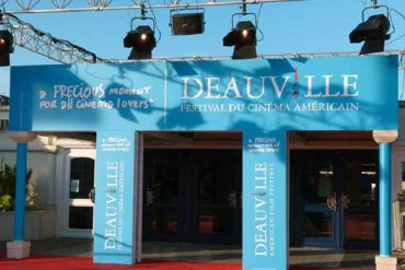 Recevoir en Normandie au Festival du Cinéma Américain de Deauville