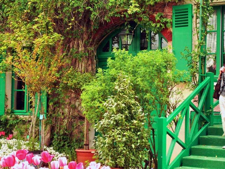 Giverny et Monet vous attendent dans les jardins enchanteurs