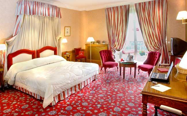 Une chambre d'hôtel pleine de charme à Deauville pour votre comité de Direction ou votre séminaire