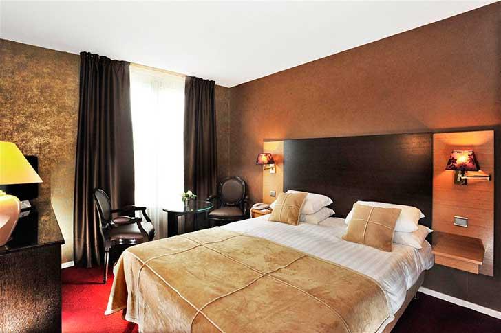 Chambre d'hôtel pour votre séminaire à Caen