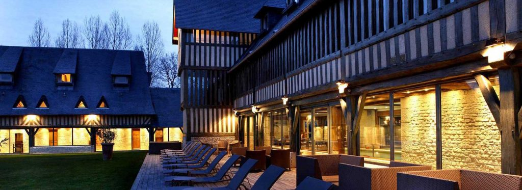Hôtel pour séminaire en Normandie les Manoirs de Tourgeville