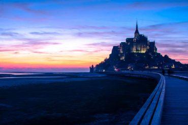 Le Mont Saint-Michel patrimoine historique exceptionnel