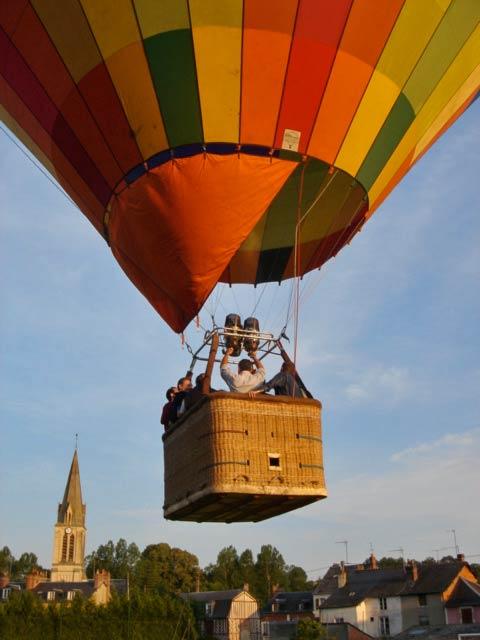 En montgolfière prenez de la hauteur pour motiver vos collaborateurs