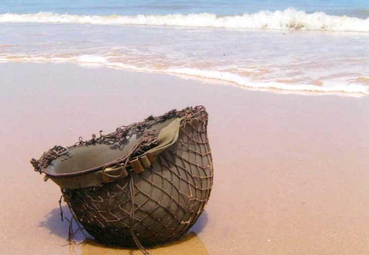 Visite des plages du débarquement pour votre séminaire en Normandie - Omaha Beach