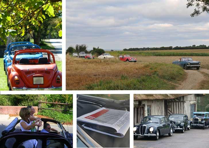 Conduisez des voitures d'exception et vivez des sensations fortes à la conquête de la Normandie