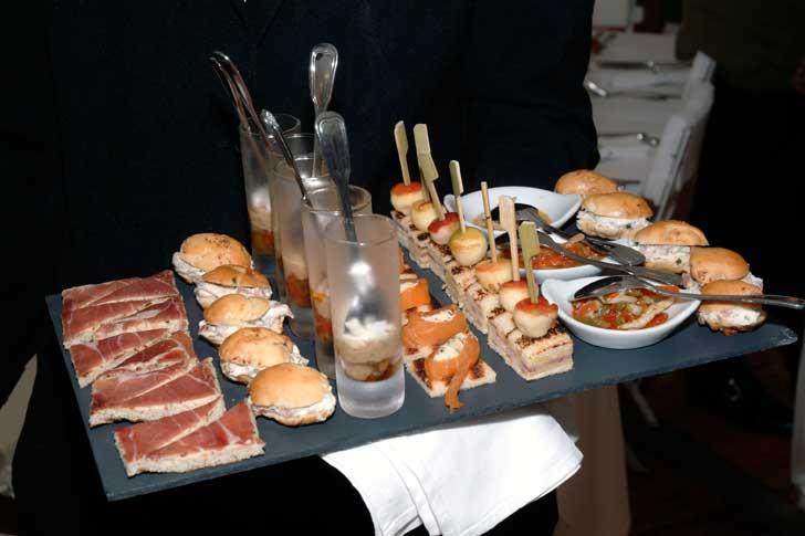 Diner de gala à Rouen
