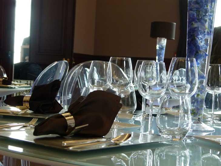 L'art du Bon et du beau décliné à l'envie sur la table
