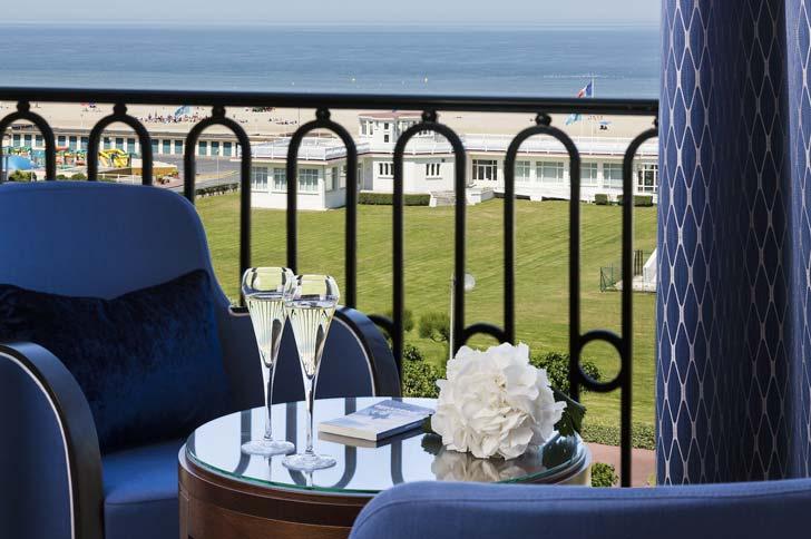 Hôtel Royal Barrière pour un séminaire haut de gamme à Deauville
