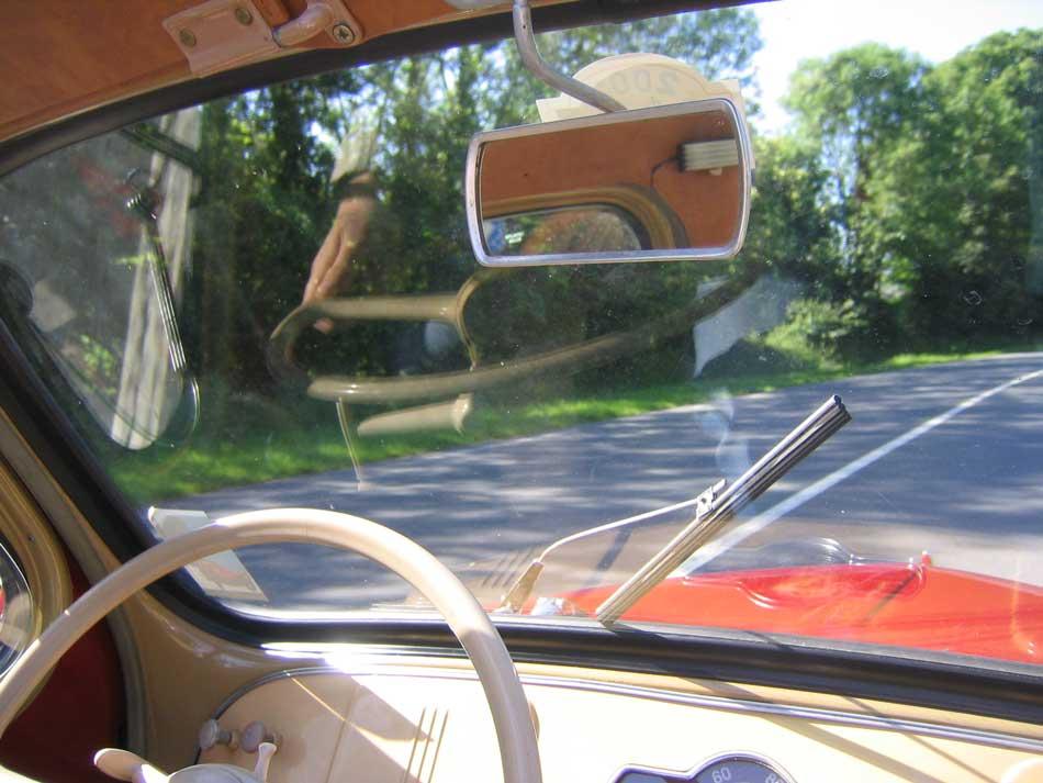 Rallye Citroen 2 CV pour événement d'entreprise en Normandie