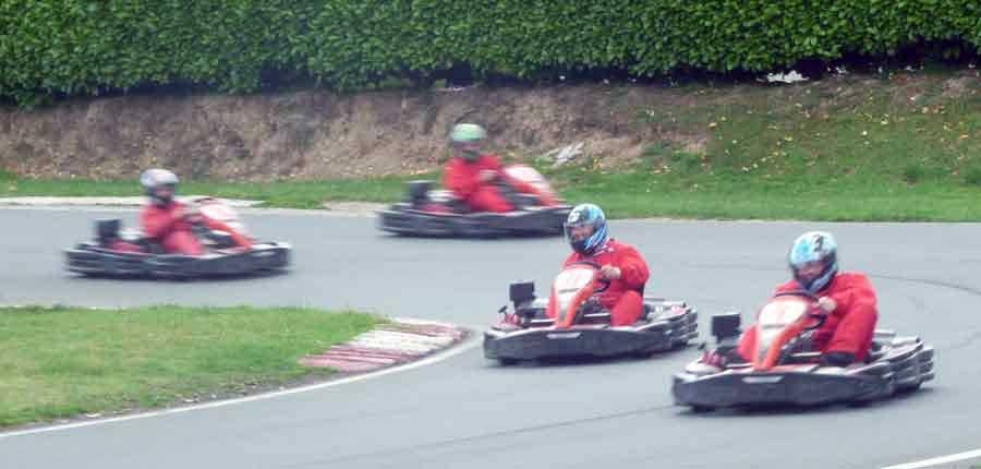 Activité Karting pour votre séminaire de team building en Normandie