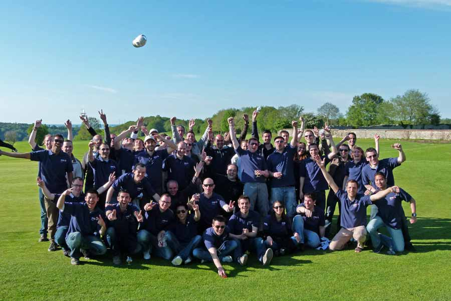 Challenge Golf séminaire team building en Normandie