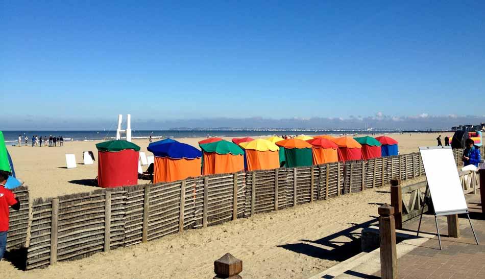 Challenge - Jeux de Plage pour incentives en Normandie