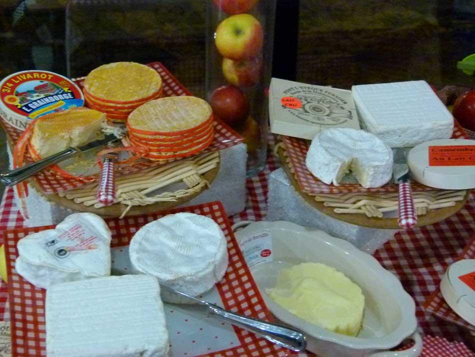 Découverte et dégustation des fromages normands