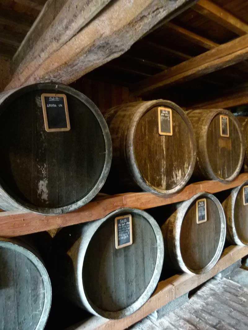 Visite d'une distillerie et dégustation avec Recevoir en Normandie