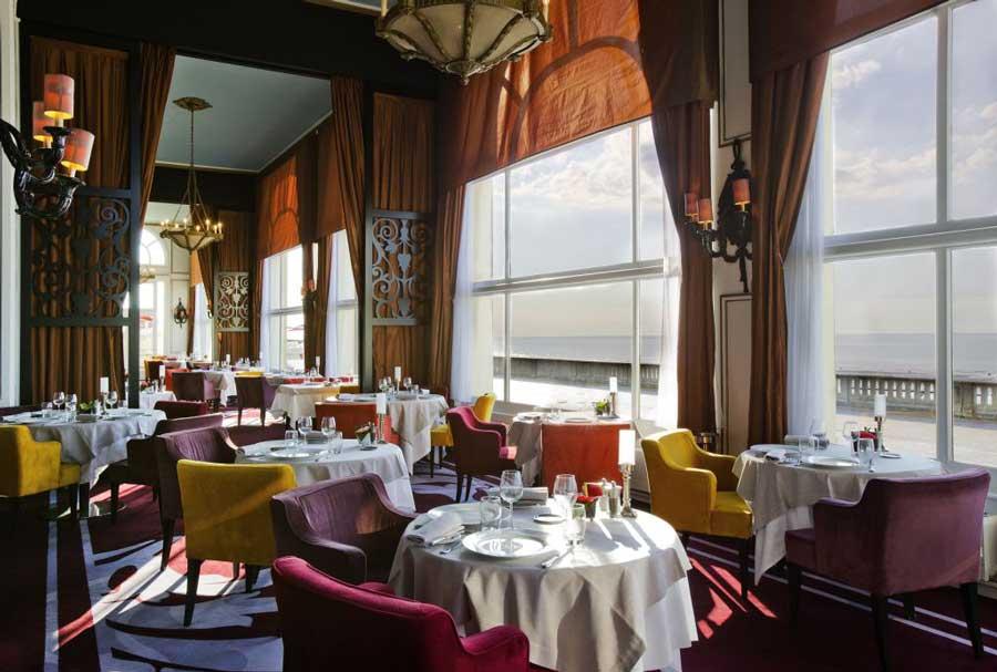 Restaurant du Grand Hôtel de Cabourg