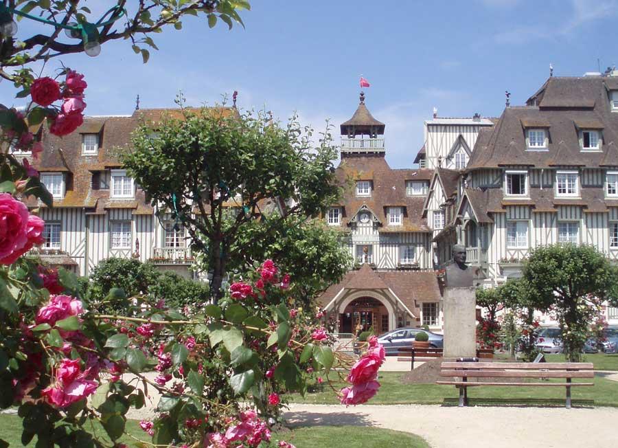 Normandy Barrière, hôtel pour séminaire d'exception à Deauville