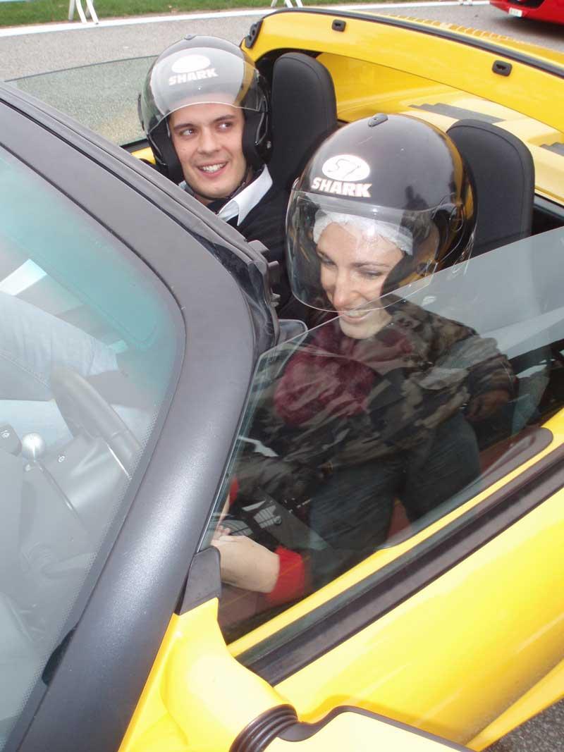 Initiation au pilotage de voitures de sport en Normandie