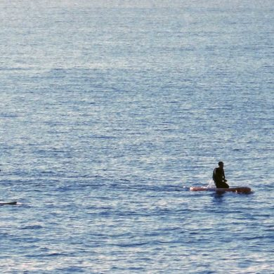 Stand up paddle - SUP - Normandie