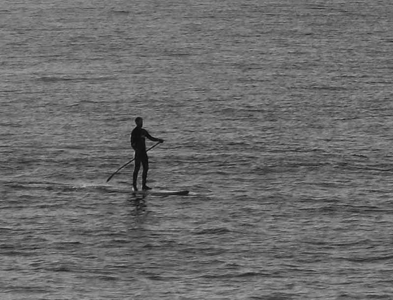 Stand-up paddle - SUP en Normandie
