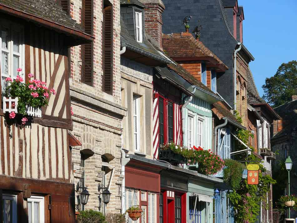 Visite de Beaumont en Auge découverte Normandie