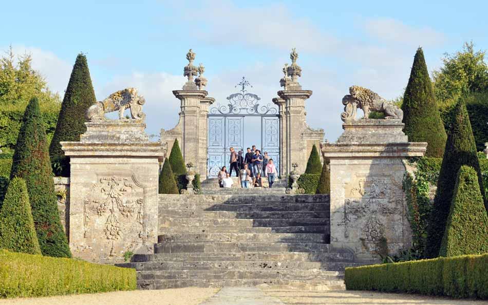Visite de d'un jardin remarquable en Normandie, suivi d'un apéritif