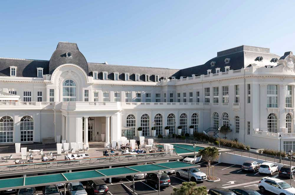 Hôtel les Cures Marines à Trouville pour vos séminaires en Normandie