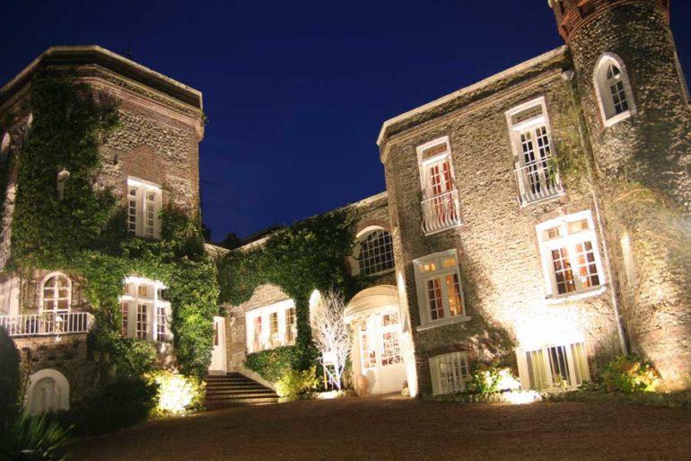 Le Domaine Saint-Clair hôtel restaurant à Étretat - la facade