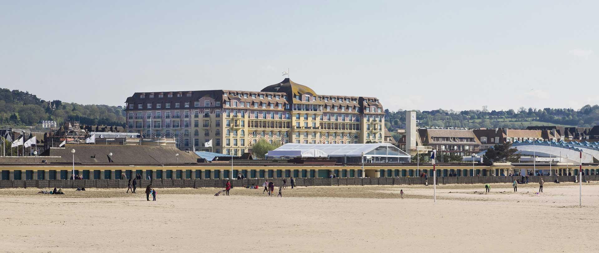 Hôtel Le Royal à Deauville