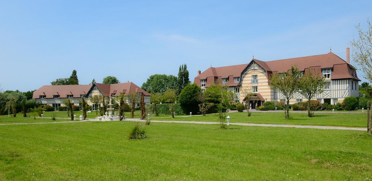 Manoir de la Poterie, hôtel 4 étoiles entre Deauville et Honfleur