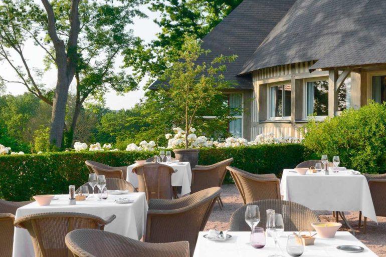 Restaurant des Manoirs de Tourgéville
