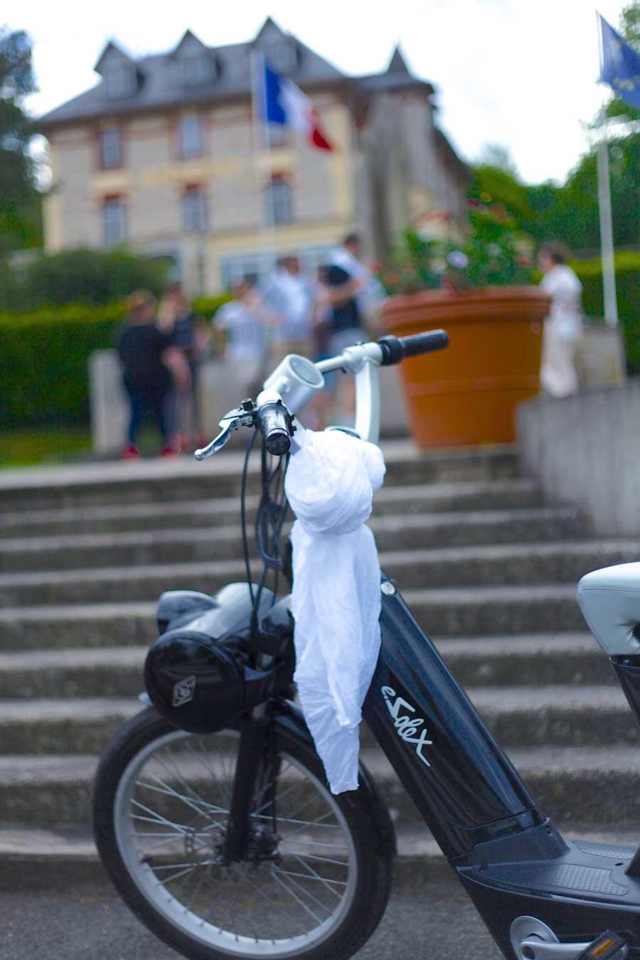 e-solex pour un seminaire incentive en Normandie