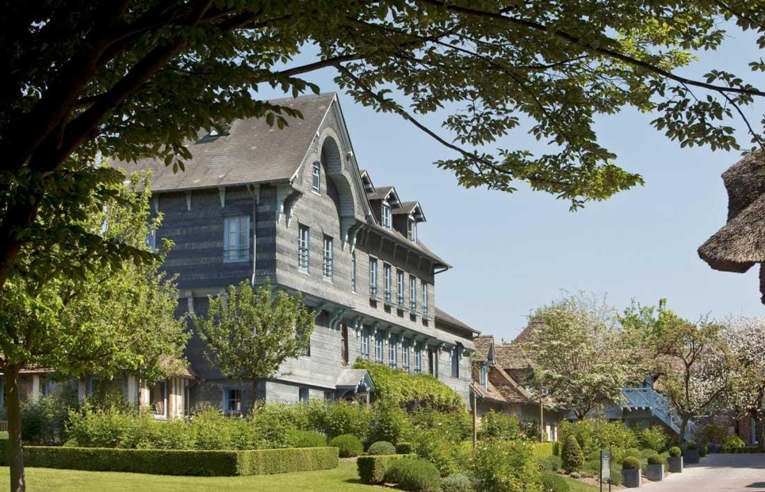 Hôtel***** SPA La Ferme Saint-Siméon pour votre séminaire en Normandie