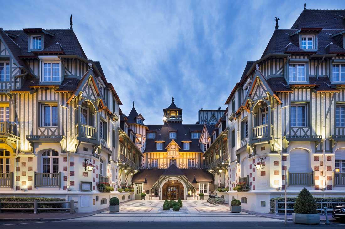 Hôtel Le Normandy Groupe Barrière à Deauville