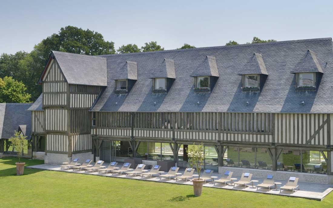 Hôtel**** Les Manoirs de Tourgéville