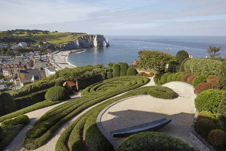Les jardins d'Étretat à découvrir lors de votre séminaire en Normandie