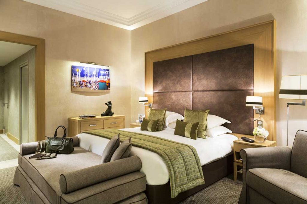 Chambre Executive Mer Club - Hôtel Barrière L'Hôtel du Golf Deauville