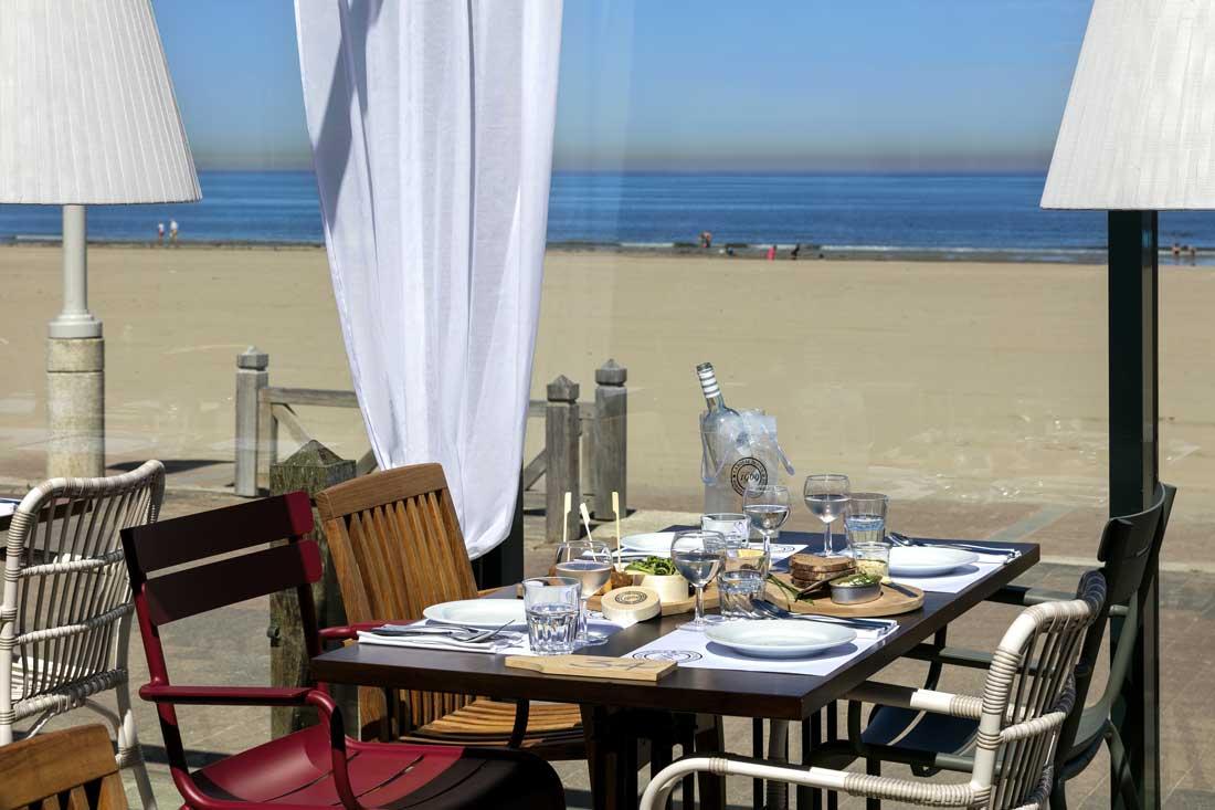 Restaurant LA FOLIE DOUCE by Barrière Deauville