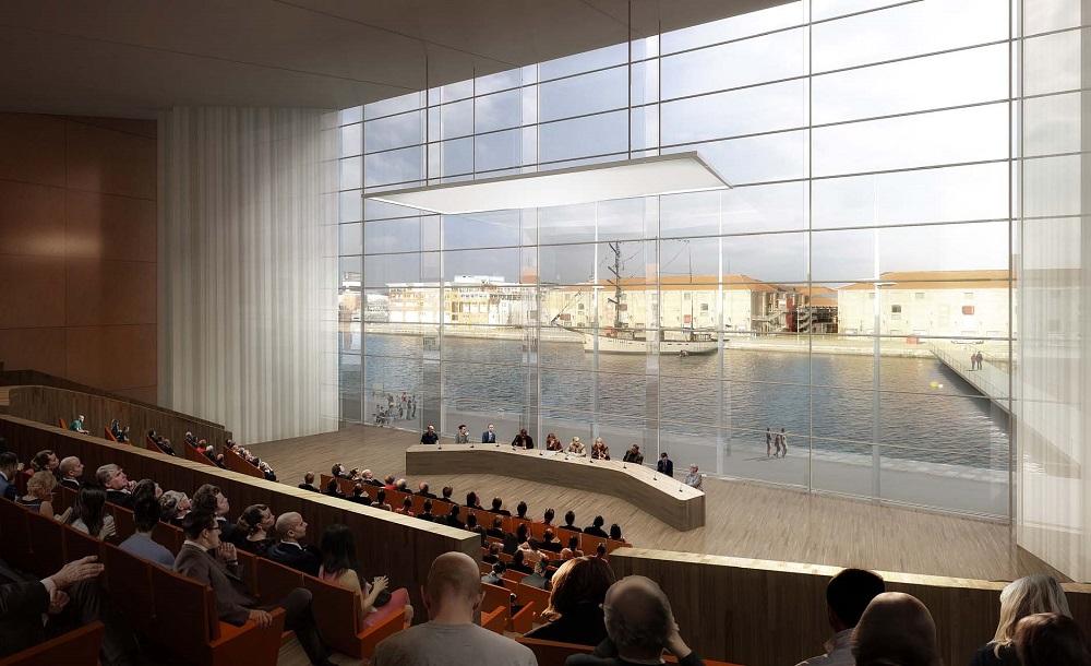 Le Carré des Docks pour séminaires au Havre