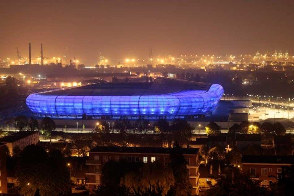 le Stade Océane accueille tous vos événements professionnels au Havre