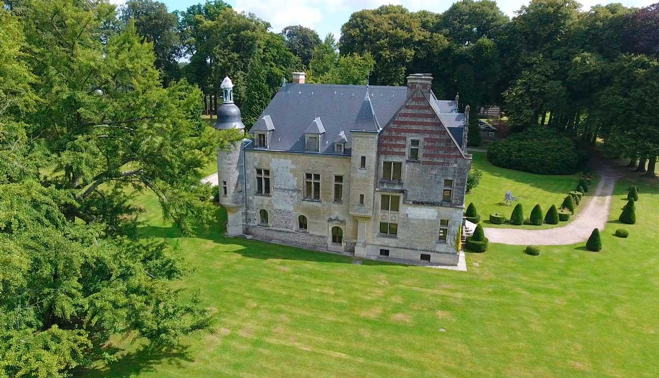 Château de Gromesnil pour votre séminaire d'entreprise en Normandie