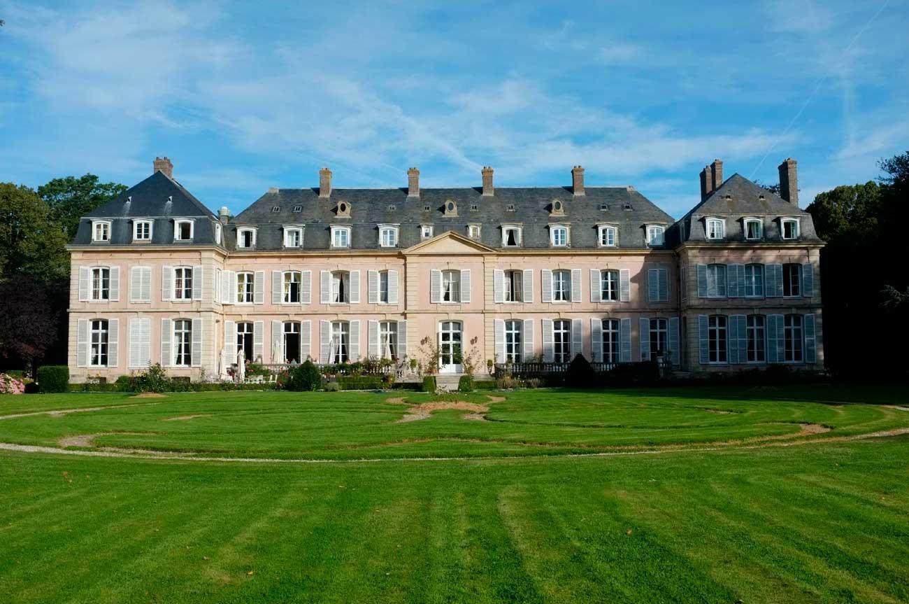 Un des cinq lieuxx de carctère le Château de Sissi - Château de Sassetot