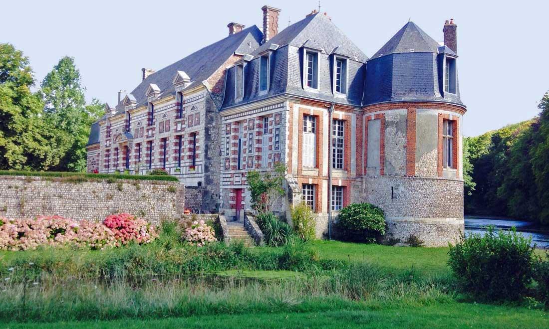 Château du Bec pour team building en Normandie