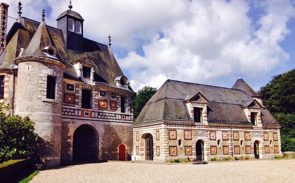 Château du Bec pour séminaires d'entreprise