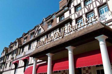 Hôtel du Golf Barrière à Deauville