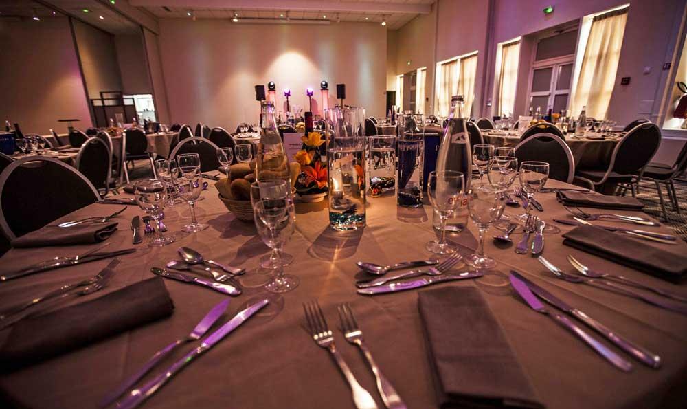 Organisation d'un diner pour votre séminaire